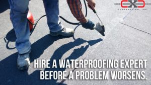 Need of Waterproofing Expert in Los Angeles